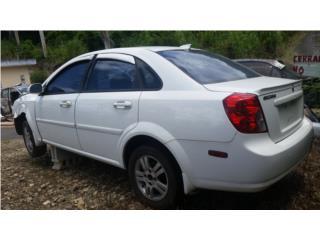 Suzuki Forenza 2004 2005 2006 2007 2008, Puerto Rico