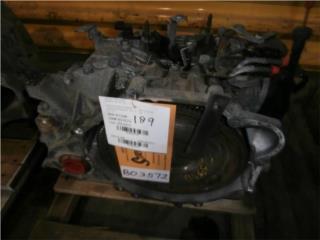 03-06 Sonata 2.4L Transmisión Automática, Puerto Rico