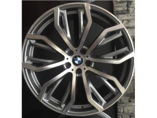 MOD223  22x10 & 22x11 PARA BMW X5 X6, Puerto Rico