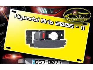 HANDLE Interior Hyundai BRIO 2006 - 2011, Puerto Rico