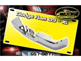 BUMPER Trasero Dodge RAM 2009 - 2016, Puerto Rico