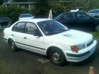 Toyota Tercel 1995 1996 1997 1998 1999, Puerto Rico