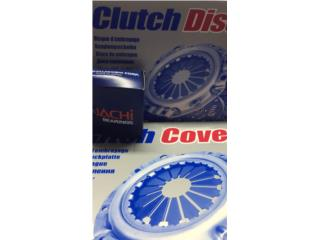 KIT DE CLUTCH JAPON�S , Puerto Rico