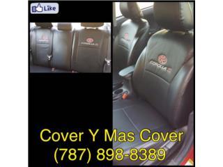 COVER IMITACI�N A PIEL PARA TOYOTA COROLLA , Puerto Rico
