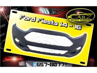 BUMPER Ford FIESTA 2014 - 2016, Puerto Rico