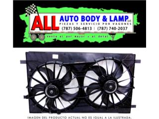 Fan Assembly Toyota Yaris 07-11 $75, Puerto Rico