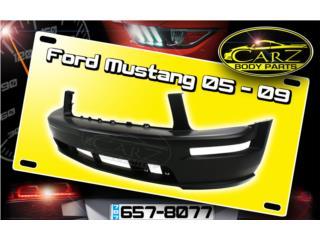 BUMPER Ford MUSTANG 2005 - 2009 V6, Puerto Rico