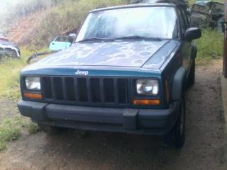 Jeep Cherokee 94 95 96 97 98 99 00 01, Puerto Rico