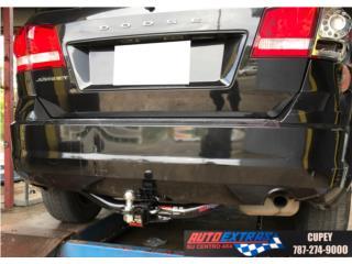 Pegas de arrastre para variedad de vehiculos, Puerto Rico