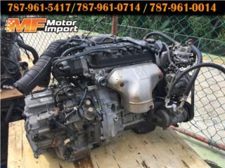 Motor Honda Accord F23 98-03 2.3L, Puerto Rico