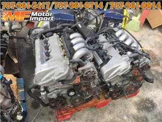 Motor 2ZZ XRS 05-06 DISPONIBLES!!, Puerto Rico