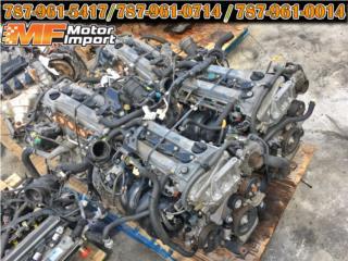 Motor 2AZ Scion TC 2004-2010 Disponibles.., Puerto Rico