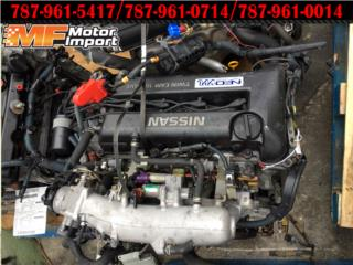 Motor SR20VE (NEOVVL) Black TOP! , Puerto Rico