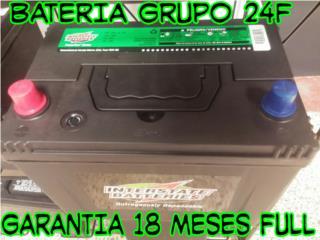 BATERIA GRUPO 24F INTERSTATE SOLO $69.99, Puerto Rico