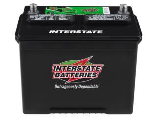 Bateria para Honda 51R 18 meses de garantía , Puerto Rico