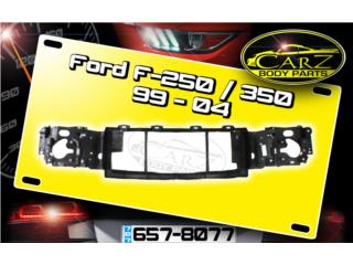 Header Panel Ford F-250 / F-350 99 - 04, Puerto Rico