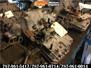 Transmision 6 Speed Manual for RSX K Serie!!, Puerto Rico