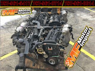 Motores B20B DOHC Acura Integra 1994-2001, Puerto Rico