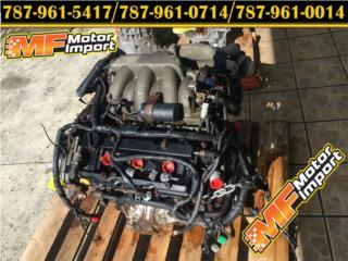 !! Motor  Nissan Altima 2005 3.5L Engine !! , Puerto Rico