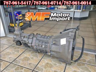 Mazda RX8 Transmision Manual 6 Speed & 5!!, Puerto Rico