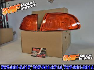 !! Corner Lights Amber Honda Civic 92-95 2dr!, Puerto Rico
