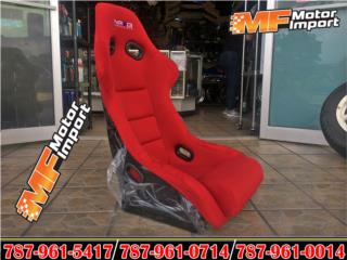 NRG RACING BUCKET SEAT FRP-300RD!!, Puerto Rico