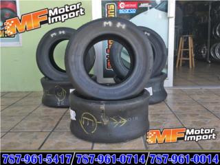 !! M&H Racemaster Drag Race Slicks Tires !!, Puerto Rico