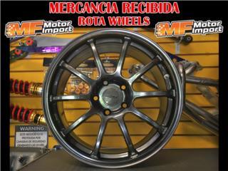 !! MERCANCIA DISPONIBLE ROTA WHEELS !!, Puerto Rico