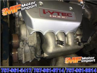 !! Motor RSX K20 RSX Type S 2002-2006 !!, Puerto Rico