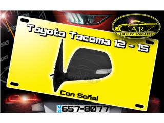Espejo RETROVISOR Toyota TACOMA 12 - 15 , Puerto Rico