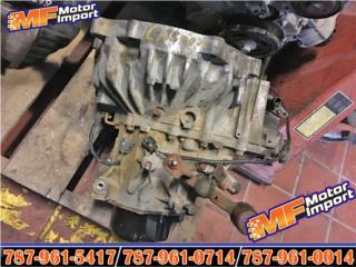 Transmission Manual Mazda 3 2004-2005 2.3L , Puerto Rico