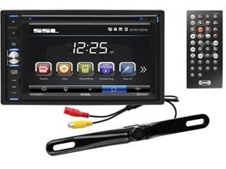 SSL AM-FM-CD-DVD 6.5 Bluetooth, touch, Puerto Rico