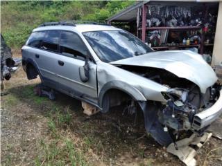 Subaru Outback 2003 2004 2005 2006, Puerto Rico