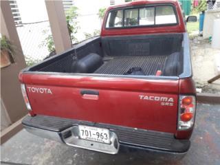 Cajón toyota tacoma 1998, Puerto Rico
