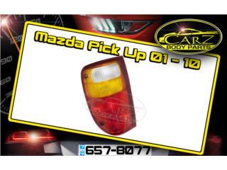 FOCO Trasero Mazda PICK UP 2001 - 2010, Puerto Rico