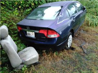 Honda Civic 2006 2007 2008 2009 2010 2011, Puerto Rico