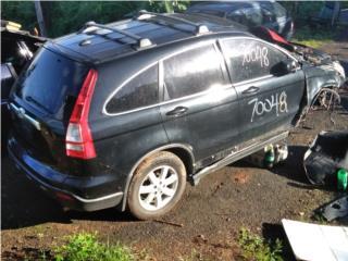 Honda CRV 2007 2008 2009 2010 2011, Puerto Rico
