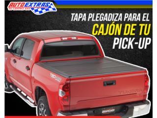 Tapa Plegadiza Rígida para Pick-Ups, Puerto Rico