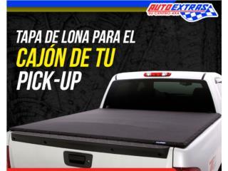 Lona para Cajón de Pick-Up, Puerto Rico