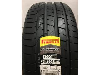 Pirelli 245/35ZR20 PZero, Puerto Rico