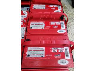 BATERIA LTH GRUPO 24 SOLO $79.99 2AÑOS, Puerto Rico