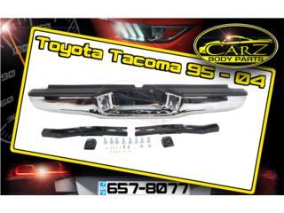 BUMPER Trasero Toyota TACOMA 1995 - 2004 , Puerto Rico