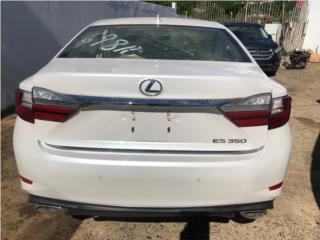 Tapa de baul Lexus ES 350 2017, Puerto Rico
