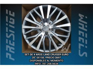 Aros / Wheels - AROS LAND CRUISER EURO 20
