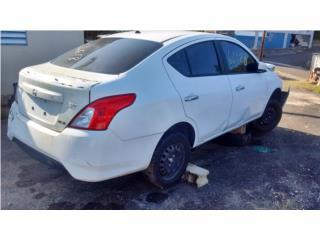 Nissan Versa 2015 16 17 18, Puerto Rico