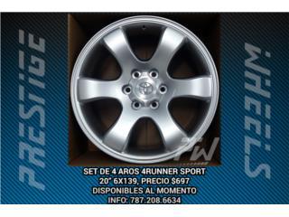 Aros / Wheels - AROS 4RUNNER SPORT 20