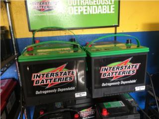 Bateria INTERSTATE grupo 24 , Puerto Rico