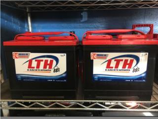 Bateria LTH 26R, Puerto Rico