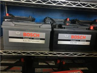 Bateria BOSCH 94R, Puerto Rico