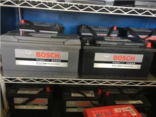 Bateria BOSCH grupo 49-850 1000, Puerto Rico